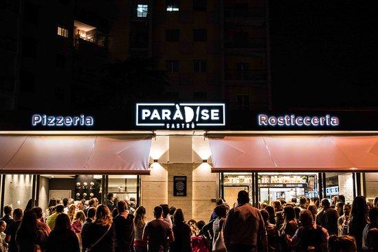 Pizzeria Paradise, Bari