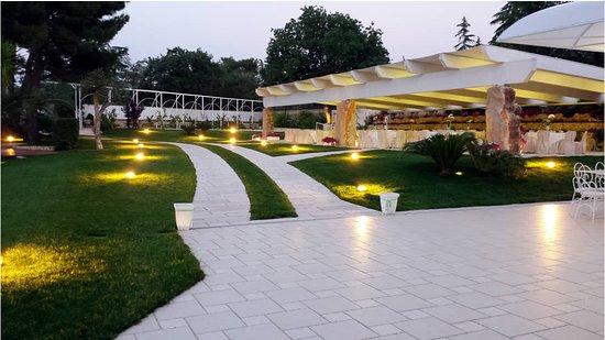 Murgia Garden Ricevimenti, Toritto