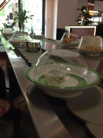 Oksushi Restaurant, Varese