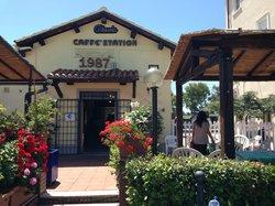 Caffe' Station, Capalbio