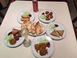 King Indian Restaurant, Varese