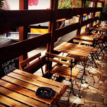 Bar Del Cacciatore, Capalbio