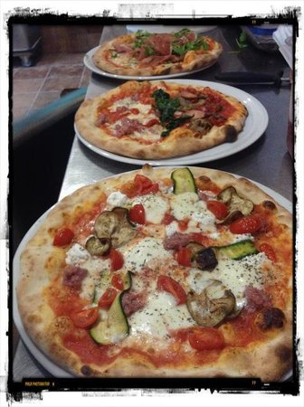 Pizza On The Road, Castellanza