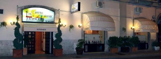 Sotto Sopra, Bari