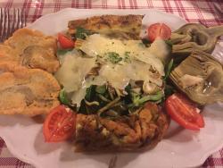 Osteria Del Bacco, Viconago