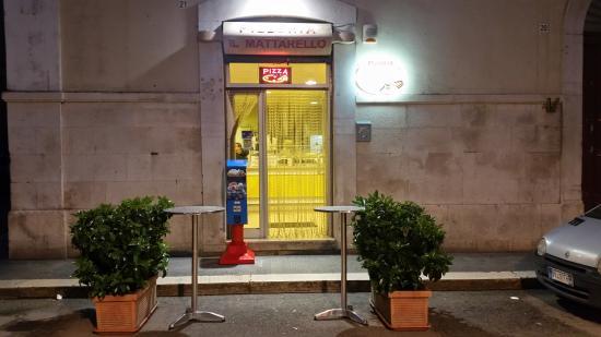 Pizzeria Il Mattarello, Molfetta