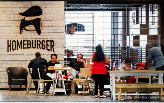 Homeburger, Bari