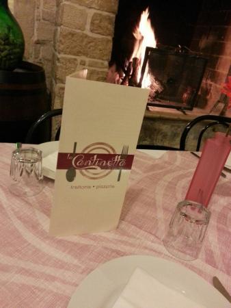 La Cantinetta Trattoria-pizzeria, Terlizzi