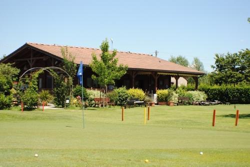 Club House Golf Quarrata, Quarrata