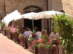D!vineria, San Gimignano