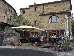 Bar Ucci, Radda in Chianti