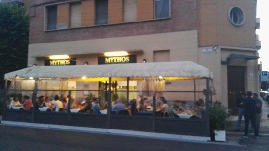 Mythos, Bologna
