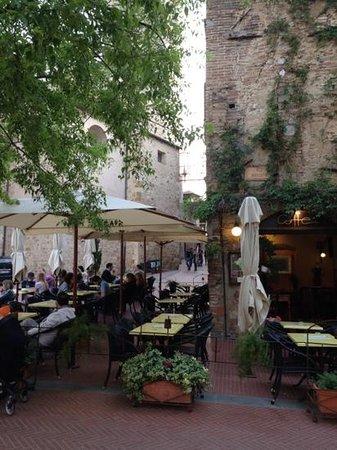 Caffè Delle Erbe, San Gimignano