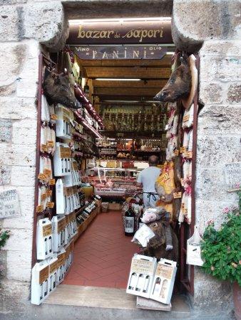Bazar Dei Sapori, San Gimignano