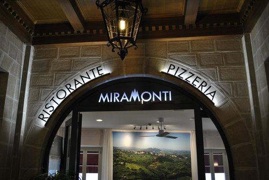 Miramonti a San Marino - Menù, prezzi, recensioni del ristorante