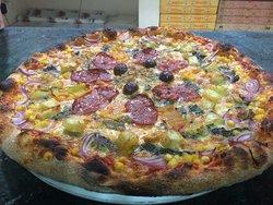 Pizzeria Diamante, Saponara
