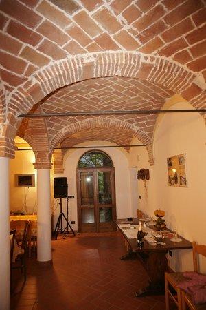 Monte Bibele Restaurant, Monterenzio