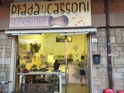 Foto del ristorante Piada & Cassoni Cristina