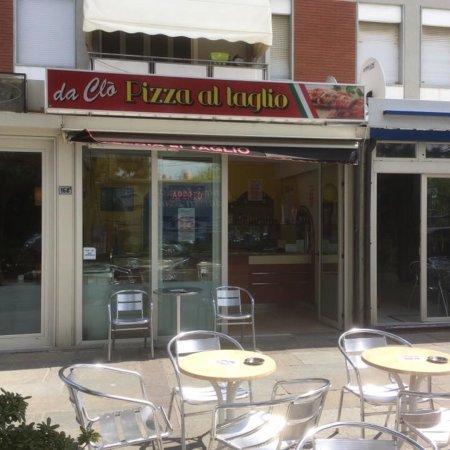 Da Clò Pizza Al Taglio, Marina di Ravenna