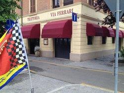 Foto del ristorante Trattoria Via Ferrari
