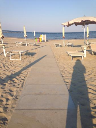 Chicco Beach, Ravenna