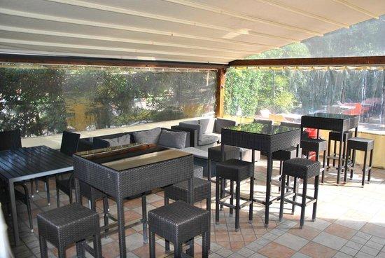 Wine Bar Giardino, Monticelli Brusati