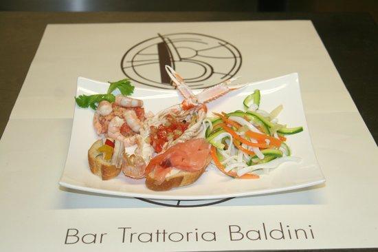 Bar Baldini Trattoria, Senigallia