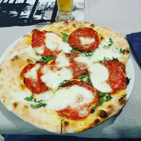 Bar Pizzeria Baretto Rosso, Senigallia