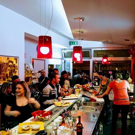 Bar Manuela, Fabriano