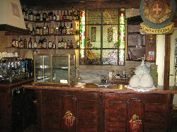 Foto del ristorante La casa rusticale dei Cavalieri Templari