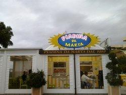 Piadina Da Marta, Cesenatico
