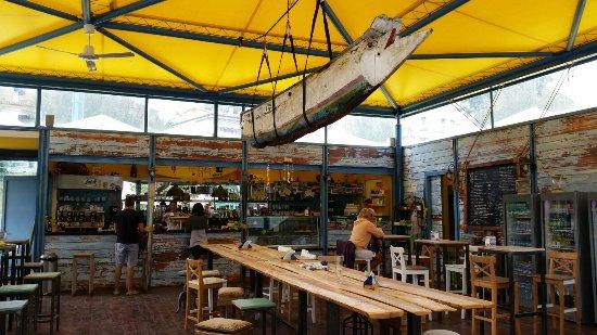 Bar Gabbiano, Numana
