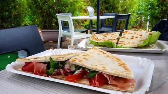 Foto del ristorante LA PIADINA DEL CHIOSCO