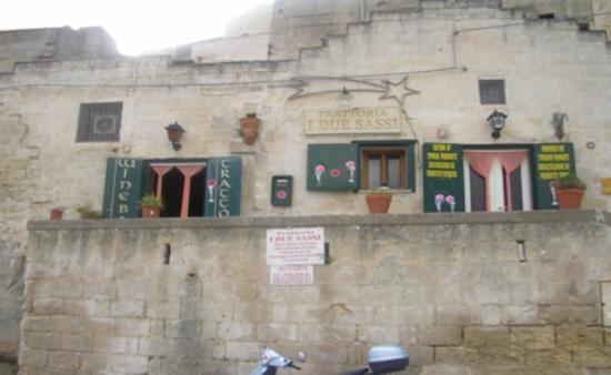 Foto del ristorante trattoria i due sassi