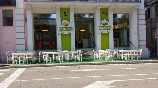 Foto del ristorante Burgerissimo