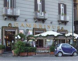 Gran Caffe Gambrinus, Napoli
