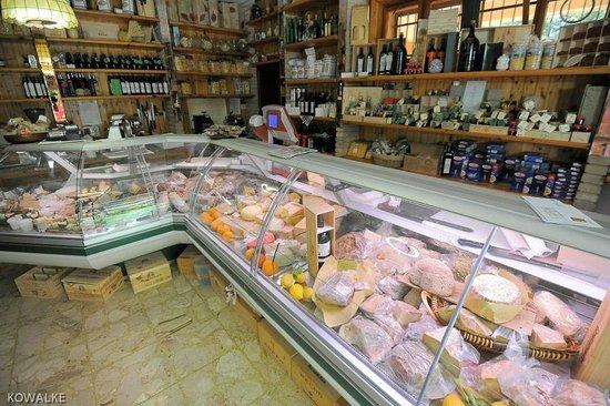 Beltrami Gastronomia, Cartoceto