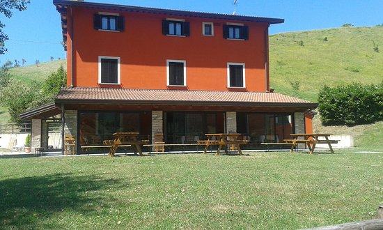 Country House E Ristorante Le Ciocche, Apecchio