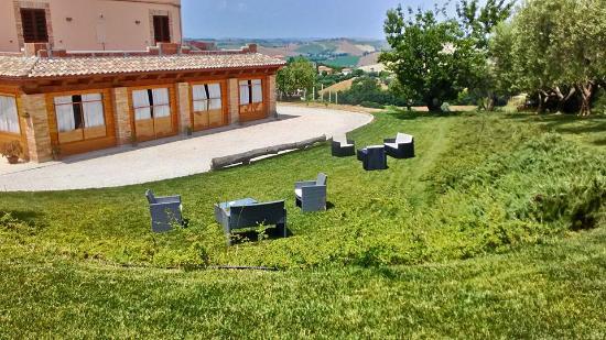 Agriturismo Ortenzi, Monte San Pietrangeli