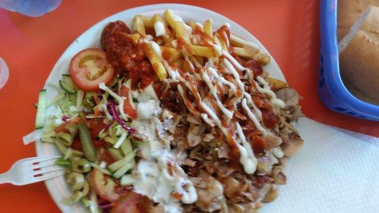 Istanbul Doner Kebab & Asian Restaurant Sas, Napoli