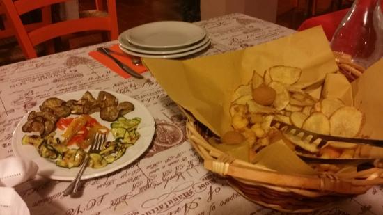 Country House La Cuccagna Restaurant, Fermo