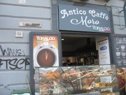 Antico Caffe Moro, Napoli