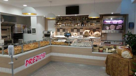 Bakery Panificio Preziosi, Avellino