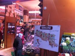 Salumeria Simoni, Bologna