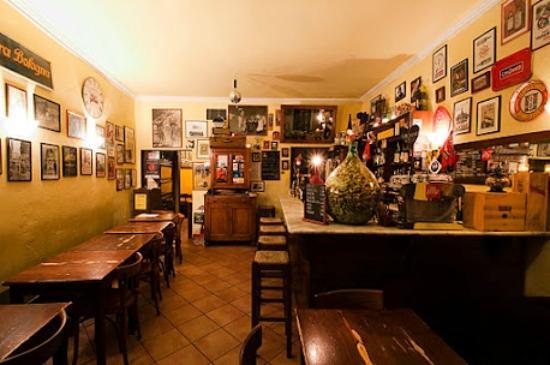 Osteria L'infedele, Bologna