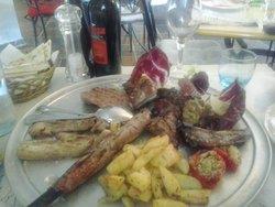 """Foto del ristorante """" La Fonderia"""" da Gas"""