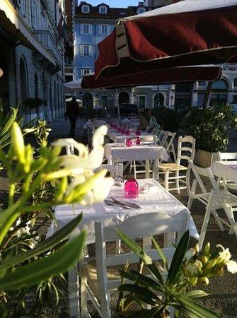 Alla Vecchia Lira, Trieste