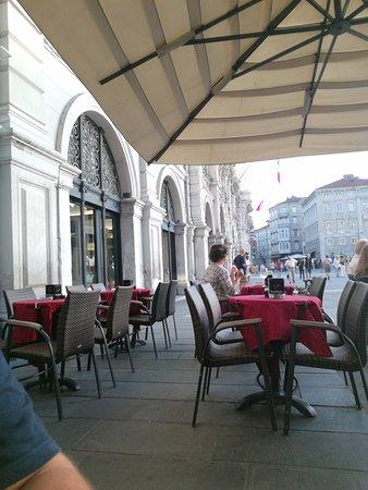 Cafè Piazza Grande, Trieste
