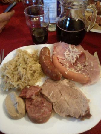 Bar-buffet Da Alex, Trieste