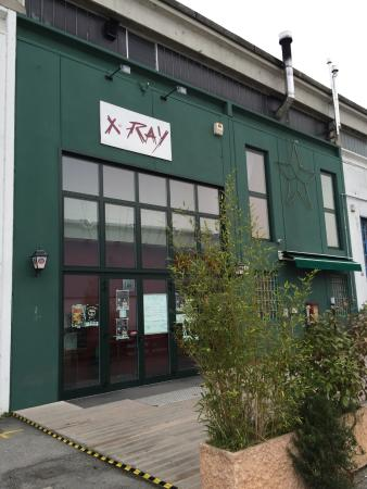 X-ray Pub, Forli